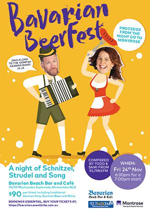Bavarian Beerfest poster