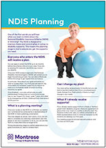 NDIS Therapy Services