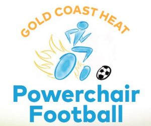 Powerchair football logo