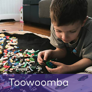 Toowoomba button