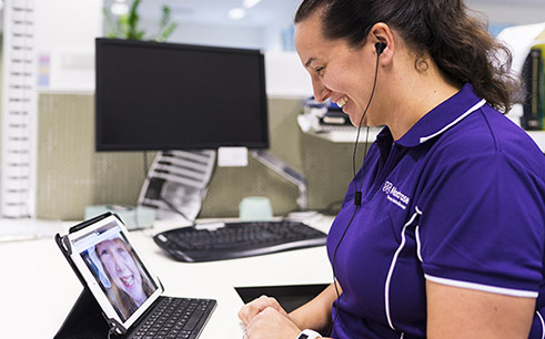 NDIS TeleTherapy sessions