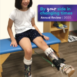 cover of annual review 2020
