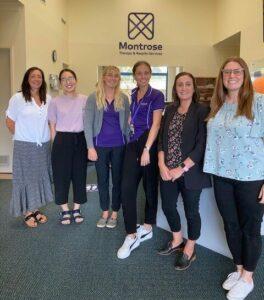 New team members at Montrose Gold Coast