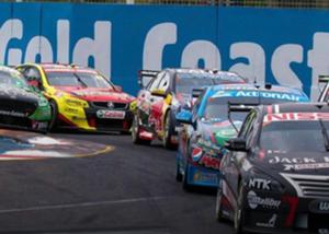 cars at Gold Coast 600 race